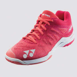YONEX POWER CUSHION AERUS 3, LADIES ROSE