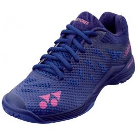 YONEX AERUS 3 Blå/Lilla - Badminton-Import er 100% DANSK ejet og forhandler KUN originale varer