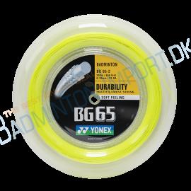 Yonex BG 65, Yellow