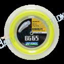 YONEX BG 65 Gul
