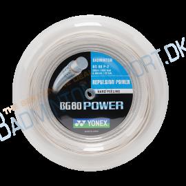 YONEX BG 80 Power Hvid