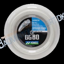Yonex BG 80, White
