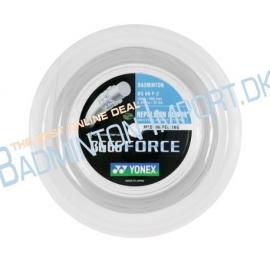 YONEX BG 66 Force Hvid
