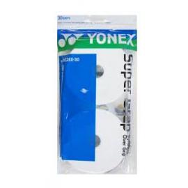 YONEX AC102EX-30 Super Grap, White