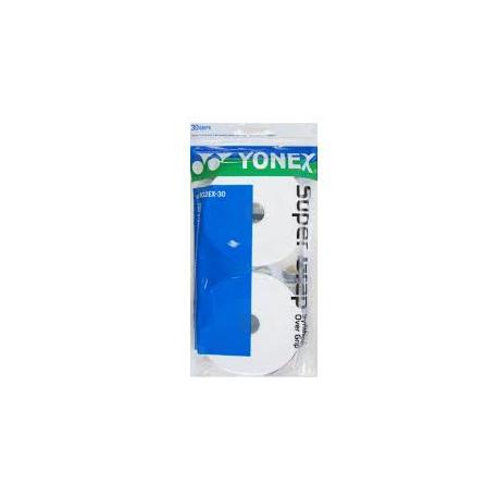 YONEX AC102EX-30 Super Grap, Hvid