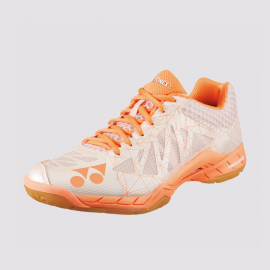 YONEX AERUS 2, LADIES PEARL ORANGE/MINT